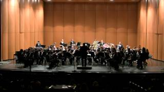 Rob Romeyn - Apollo - Central Connecticut State University Symphonic Band