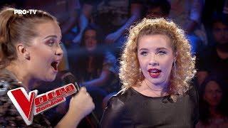 Sara vs Maria - Fighter | Confruntari 2 | Vocea Romaniei 2018