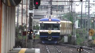 【バタデン】一畑電車「特急スーパーライナー」松江しんじ湖温泉到着 thumbnail
