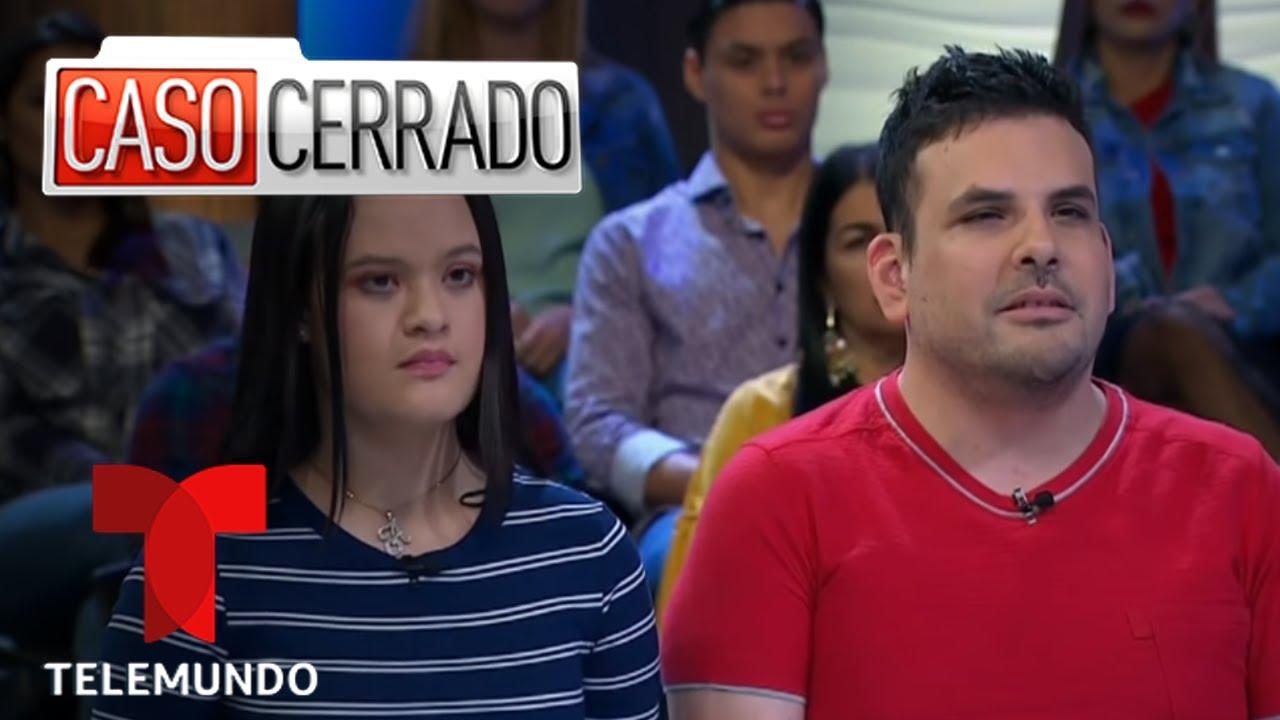 Fear is the biggest weakness 👩❤👨💍😡 | Caso Cerrado | Telemundo English