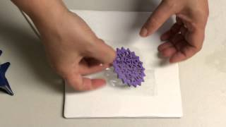 Ice Resin In Laser-cut Wood Chipboard