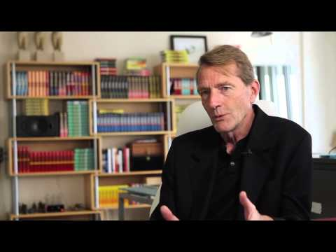Bestselling author Lee Child answers fan questions