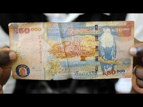 Zambian President lauds Central Bank over currency recovery