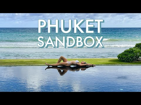 Phuket is now open! I met first Sandbox tourists at Patong Beach