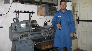 South bend 13 Lathe Rebuild  Compound, Cart, Tooling (Part 3 of 4)