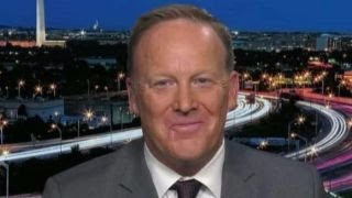 Sean Spicer on life after the White House