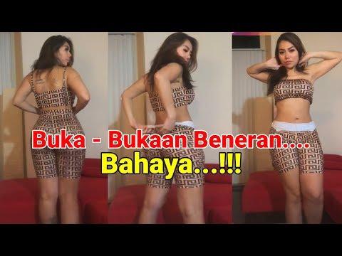 Tante Semok Goyang Hot - Buka  Bukaan ( BIGO HOT )