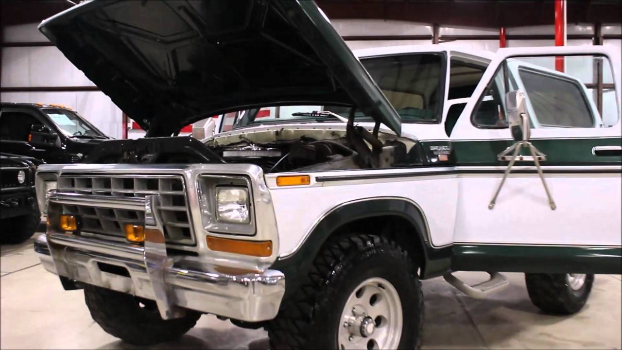 Nice 1979 Ford Bronco Pictures Sketch - Everything You Need to Know ...
