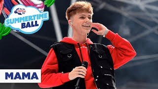 Jonas Blue feat HRVY – 'Mama' | Live at Capital's Summertime Ball 2019
