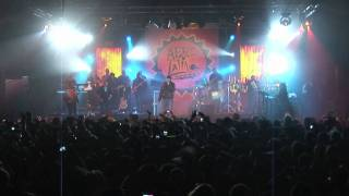Afro-Latino Festival 2011 Bree (B): Juan Luis Guerra y 4.40 - La Bilirrubina - live