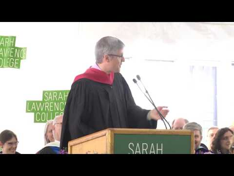 Mo Rocca, Keynote Address to the Class of 2016 at Sarah Lawrence ...