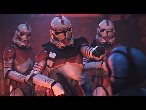Clones that Hunted Clone Deserters [Legends]