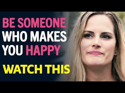 Be Someone Who Makes You Happy | by Jay Shetty | XoXo