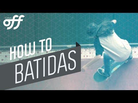 Batidas - Manobras de Skate - Canal Off