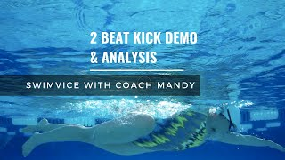Repeat youtube video 2 Beat Kick and Effective Propulsion Demo/Analysis
