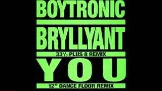 "Boytronic You  (12"" Dancefloor Remix)"