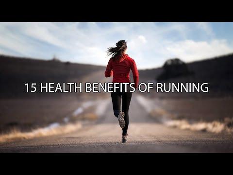 15 BENEFITS OF RUNNING