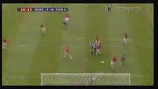 Newcastle - ManU 1:0