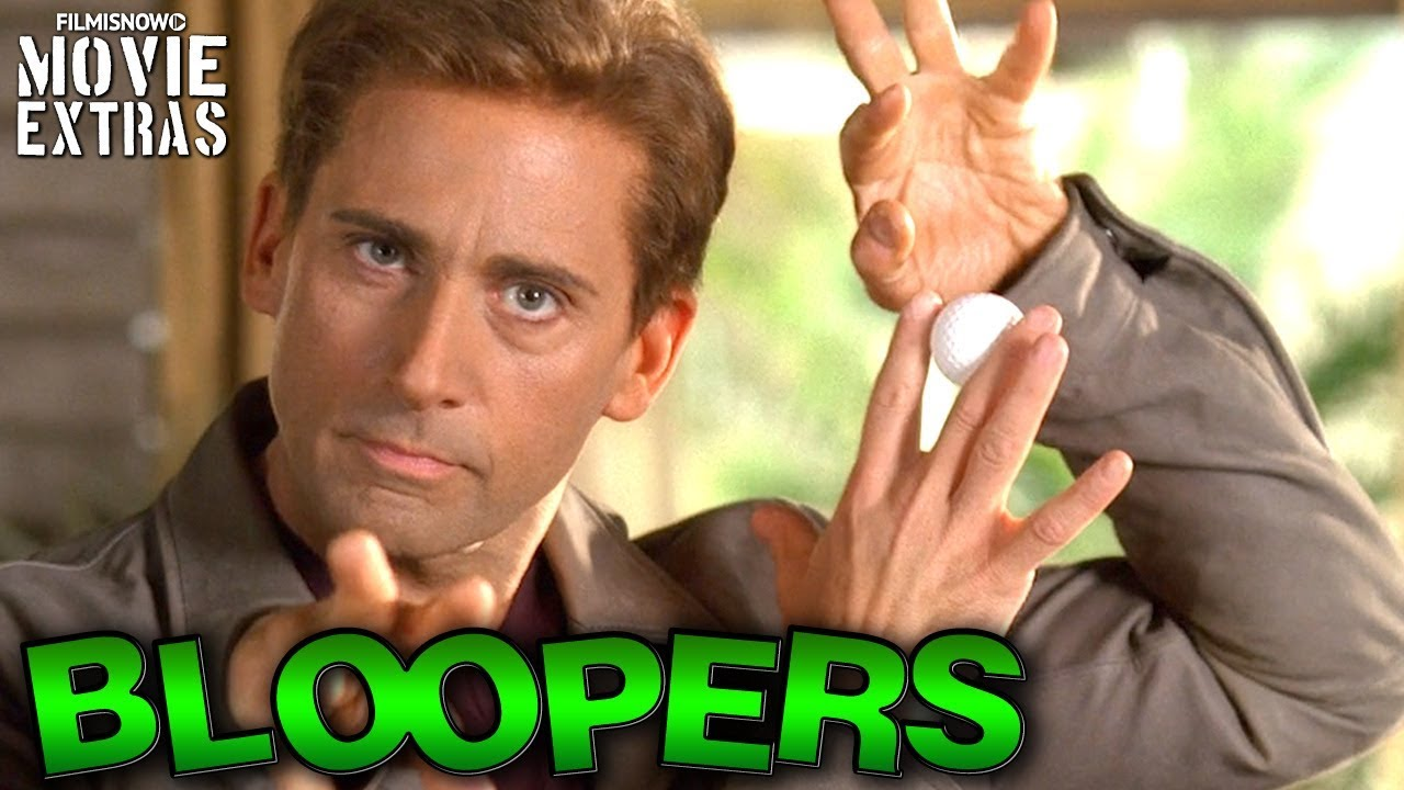 Download Steve Carell   Hilarious Funny Bloopers & Outtakes from Steve Carell Movies