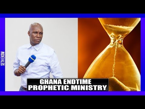MINISTRY 101 THE END TIME PROPHETIC MINISTRY IN GHANA