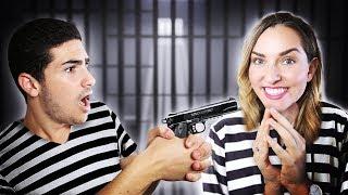 הדרך המושלמת לברוח מהכלא ?!