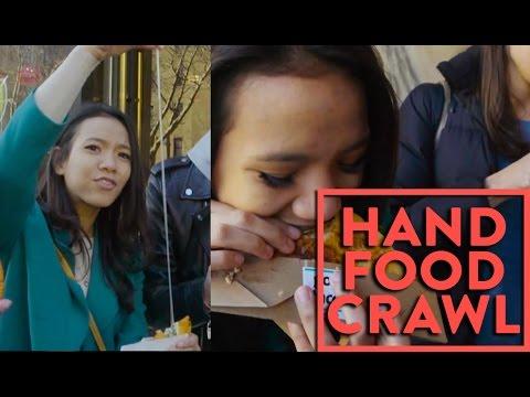 CHEAP NEW YORK HAND FOOD CRAWL