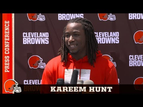 The Sports Feed - Browns' Hunt Expresses Remorse