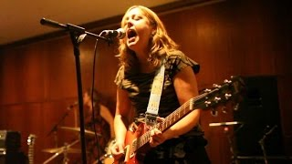 Corin Tucker Band 10.28.10 at the Unitarian Church 13 songs