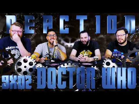 "Doctor Who 9x2 REACTION!! ""The Witch's Familiar"""