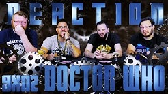 """Doctor Who 9x2 REACTION!! """"The Witch's Familiar"""""""