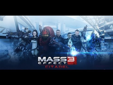 mass effect 3 citadel dlc trailer youtube. Black Bedroom Furniture Sets. Home Design Ideas