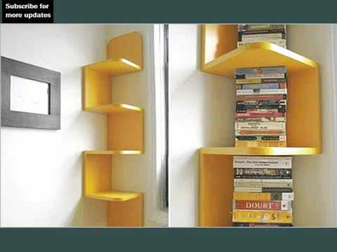 Wall Mounted Shelving Picture Ideas | Creative Home Modern Bookshelves Picture Ideas