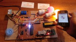 speech recognition based home automation using android