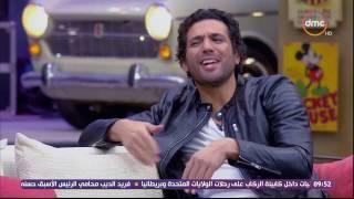 ده كلام -شاهد  رد حسن الرداد على سؤال