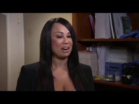 Celebrity Wife Swap 412 Peniston Kellie Williams
