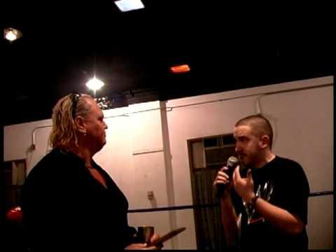 LPW Hall Of Fame Induction- WWE Legend Gangrel (1/23/10)