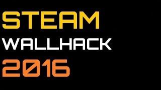 Counter Strike 1.6 Wallhack STEAM/NONSTEAM 2017