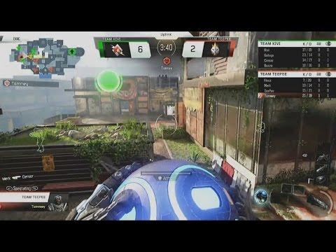 Black Ops 3 UPLINK GAMEPLAY! (Evac Uplink Competitive Multiplayer)