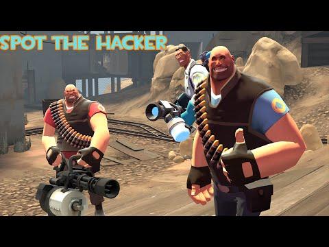 TF2 - Spot the Hacker (Part 1? Maybe?)