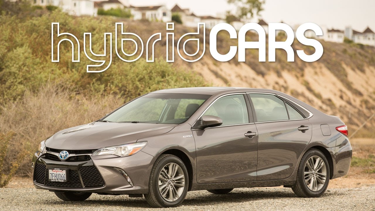 2015 Toyota Camry Hybrid Review Hybridcars Com Review