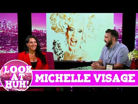 Michelle Visage LOOK AT HUH! On Season 2 of Hey Qween with Jonny McGovern