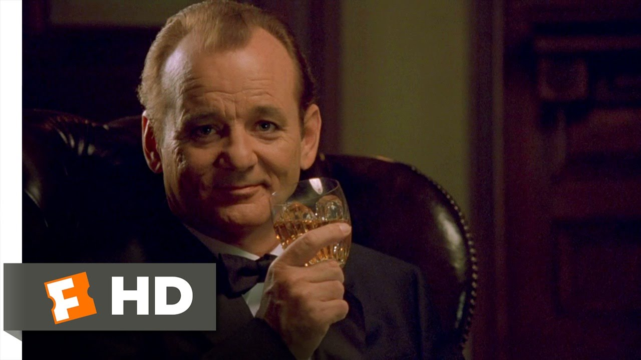 Suntory Time Lost In Translation 110 Movie Clip 2003 Hd