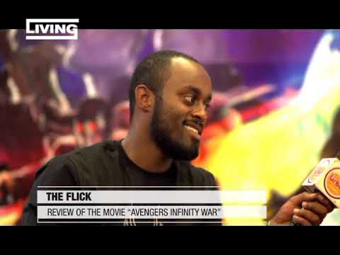 """#The Flick on Living: Review of the movie """" Avengers infinity war"""""""
