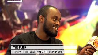 "#The Flick on Living: Review of the movie "" Avengers infinity war"""