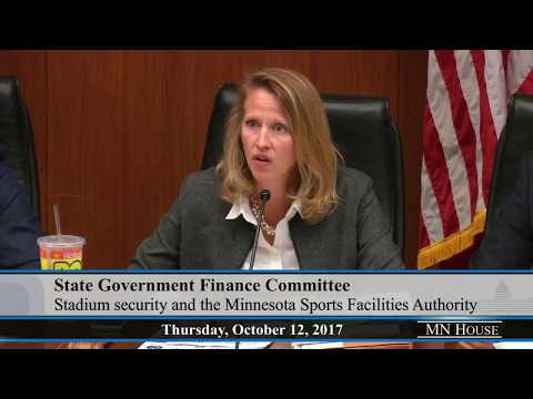 House State Government Finance Committee  10/12/17