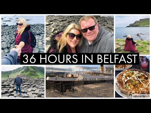 36 HOURS IN BELFAST / TRAVEL VLOG
