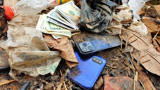 Restoring abandoned destroyed ph๐ne | Found a lot of broken phones in the rubbish [ How To Repair ]