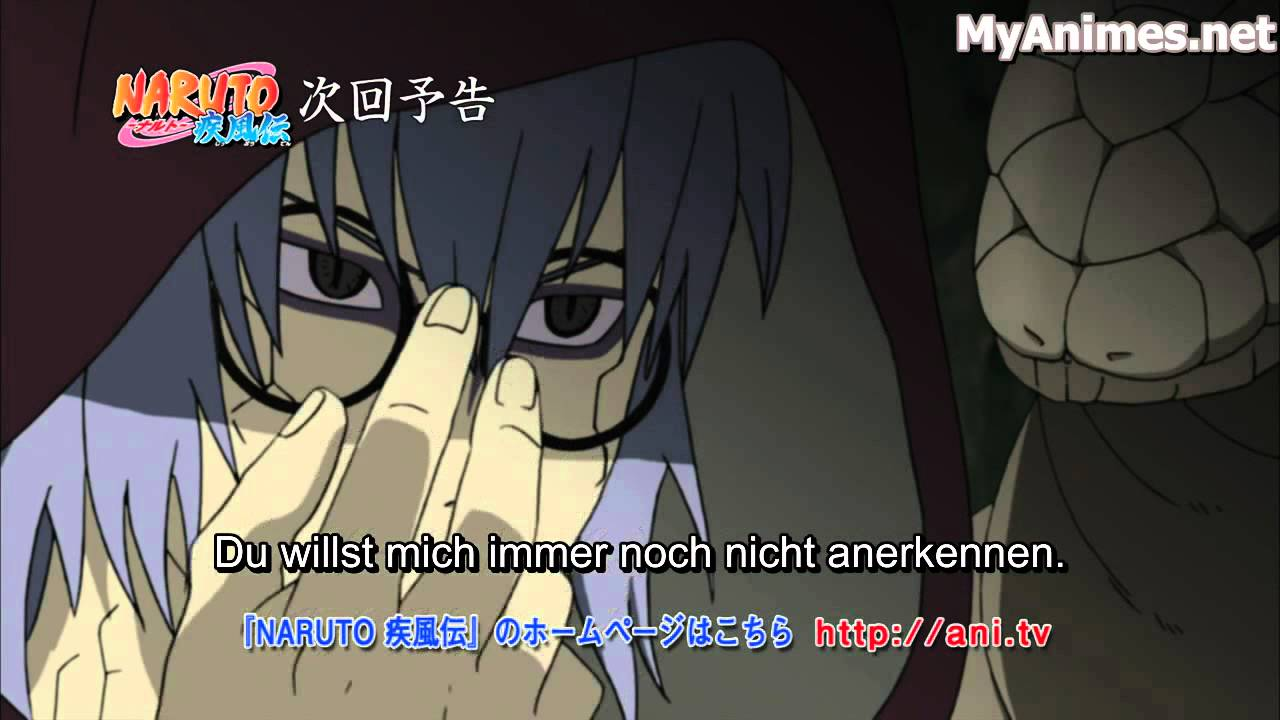 Naruto Shippuuden Movie 7 Ger Sub