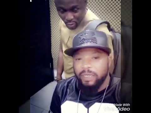 Shyne Salvador @ Nija FM Radio Lagos