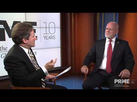 Interview with UN General Assembly President Peter Thomson